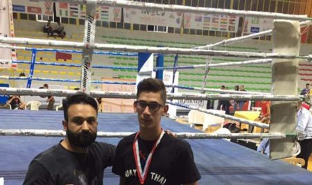 Participation of USAL Student, Khalil Zaarour, in Martial Arts Competition