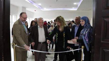 افتتاح معرض تكنولوجيا التعليم الثالث في جامعة USAL