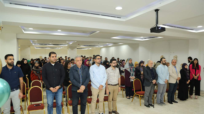 يوم توجيهي للطلاب الجدد في جامعة العلوم والآداب اللبنانية
