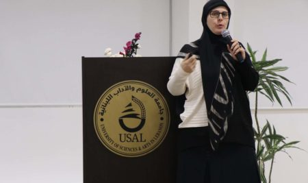 """USAL held an interactive meeting entitled """"Learn to Talk by Talking: A Developmental Approach to Enhance Language, Reading and Writing Skills"""""""