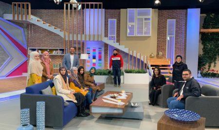 رحلة شيّقة ومثمرة في رحاب استوديوهات تلفزيون العربي ـــ لبنان