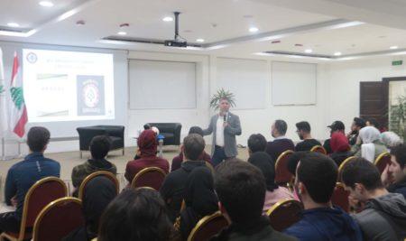 "USAL held a seminar entitled ""The Lebanese Football: Between Reality and Aspirations"""