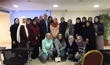 ندوة طلابية حول أهم التحوّلات في الممارسات الدامجة في كندا والدروس المستفادة للبنان